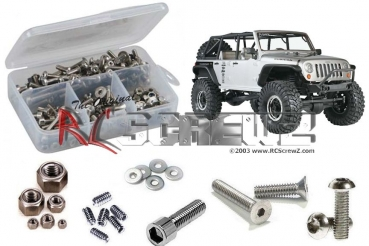RCScrewZ Stainless Screw Kit For Axial Racing Kit (#AX90028)