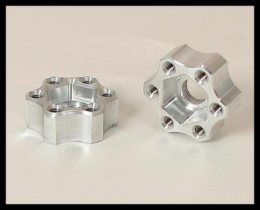 VP DH Hex Hub Spacers