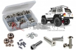 RCScrewZ Stainless Screw Kit For Axial Racing Kit (#AX90046)