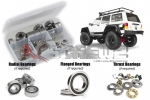 RCScrewZ Metal Shielded Bearing Kit For Axial Racing Kit (#AX90046)
