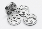 RC4WD Billet wheel hub for OEM Stamped 1.9 Wheels