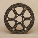"CK 2.2"" Carbon FG Felgen V3 in 25mm"