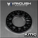 VP KMC Enduro 1.9 Beadlock Ring Black