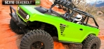 Axial SCX10™ Deadbolt™ 1/10th Scale Electric 4WD - RTR
