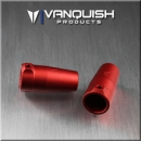 Axial Wraith / Yeti Lockouts Red