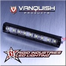 "VP Rigid Industries 3"" LED Light Bar schwarz"